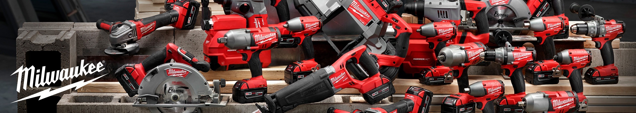 Shop Milwaukee power tools at Kansas Lumber Homestore