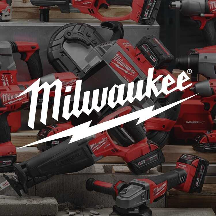 Shop Milwaukee power tools at Kansas Lumber Homestore