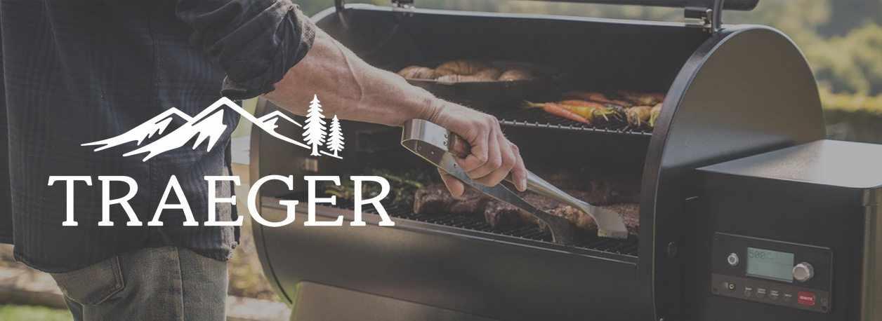 Shop Traeger grills at Kansas Homestore