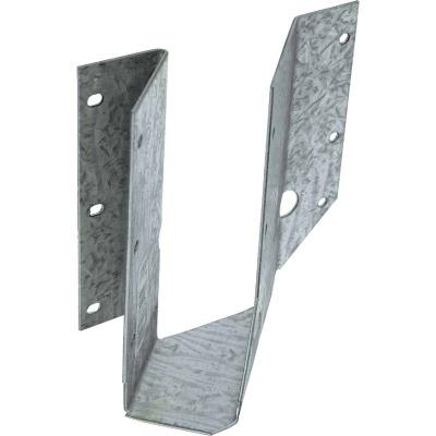 Simpson Strong-Tie ZMax Steel 2 x 6 In. 16 ga Left Skewed Joist Hanger