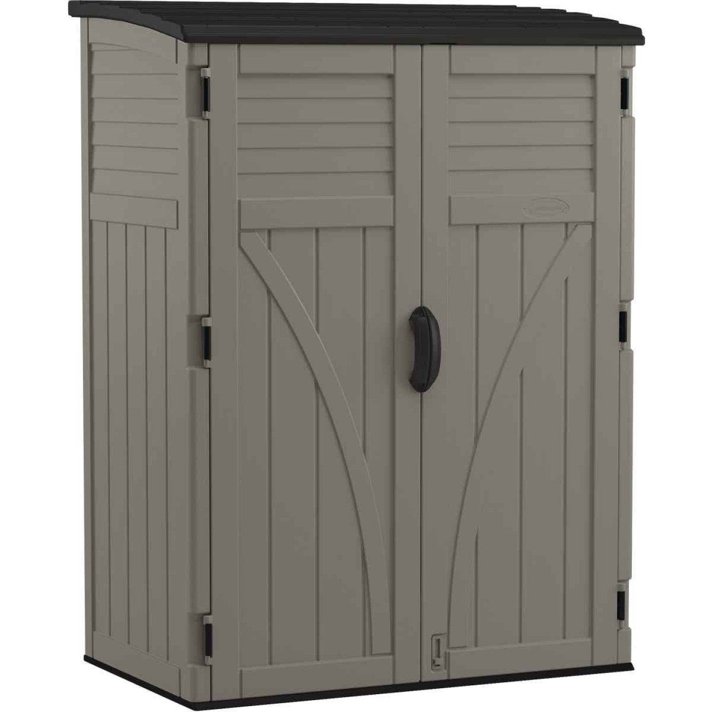 Suncast 54 Cu. Ft. Vertical Storage Shed Image 1