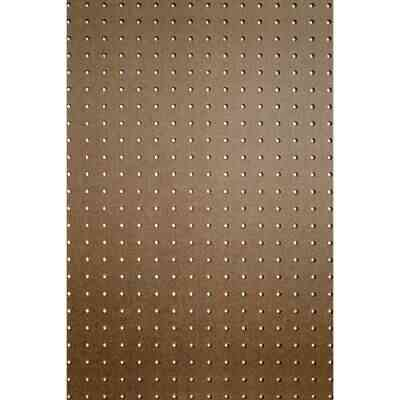 DPI 4 Ft. x 8 Ft. x 1/8 In. Brown Green Core Hardboard Pegboard