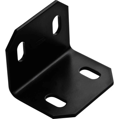 National Catalog 1217BC 2.4 In. x 3 In. x 1/8 In. Heavy Duty Square Corner Brace