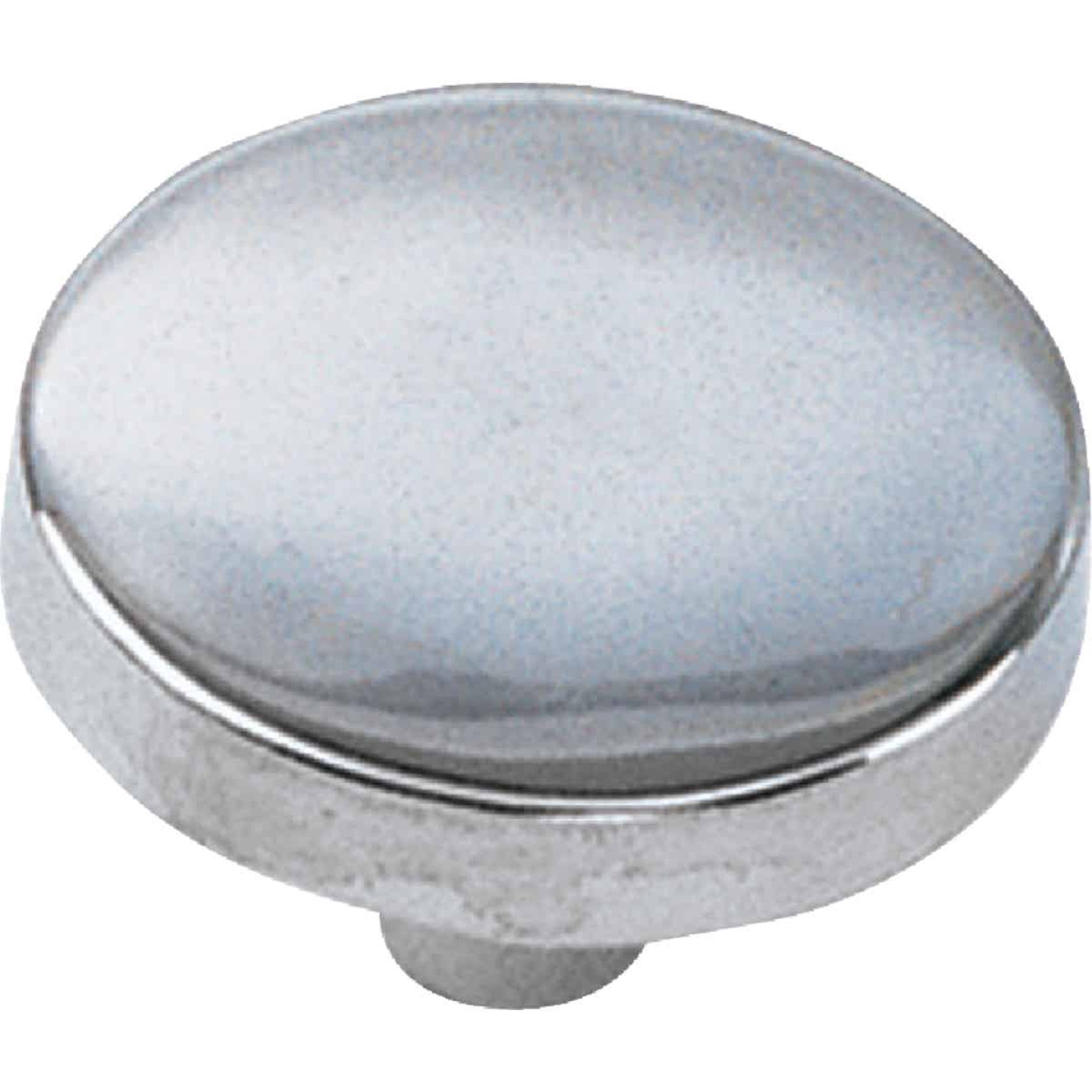 Laurey Chrome 1-1/4 In. Cabinet Knob Image 1