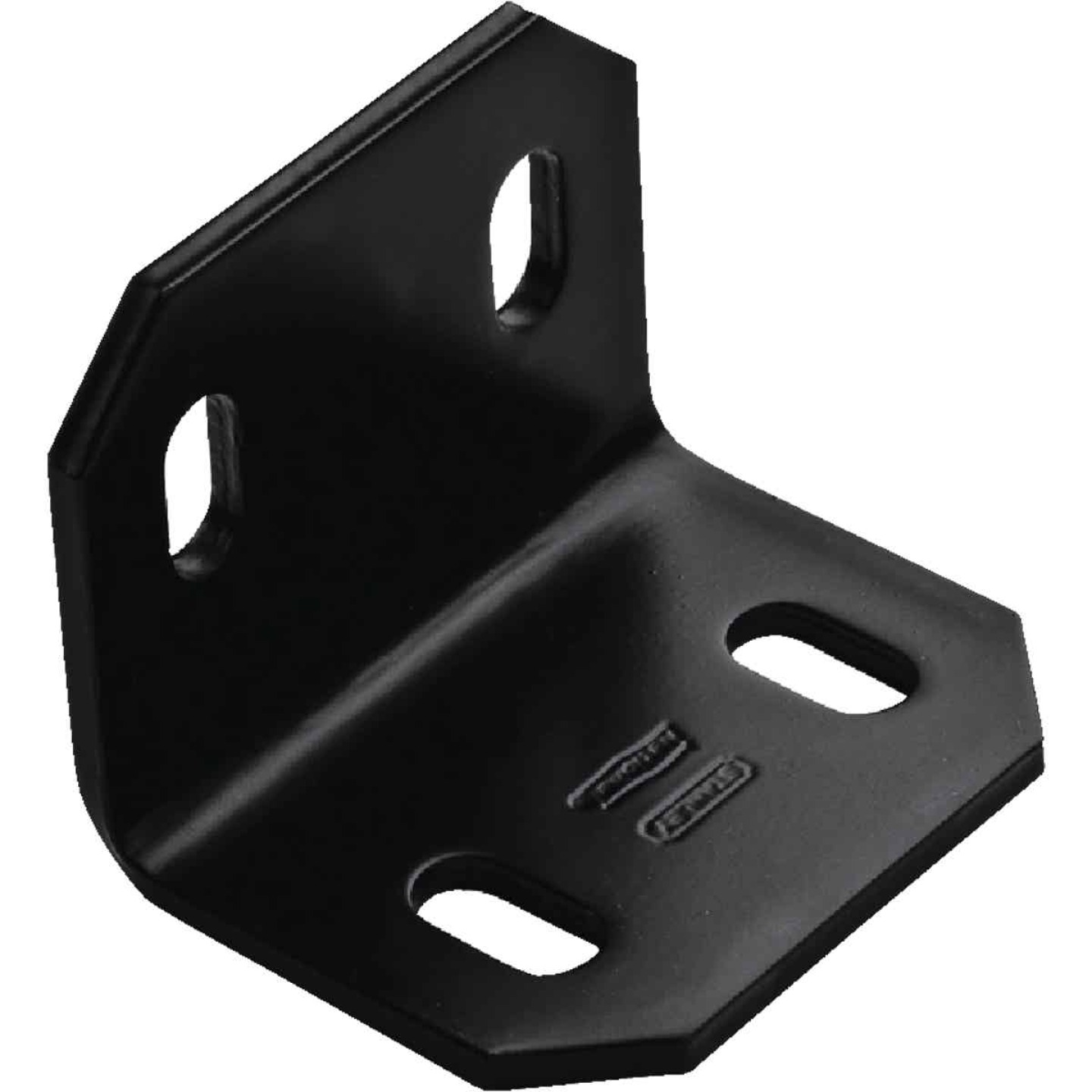 National Catalog 1217BC 2.4 In. x 3 In. x 3/16 In. Heavy Duty Square Corner Brace Image 1