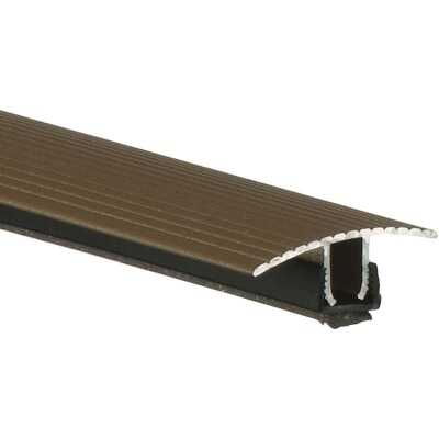 Frost King Satin Cocoa 1-1/2 In. x 3 Ft. Seam Binder