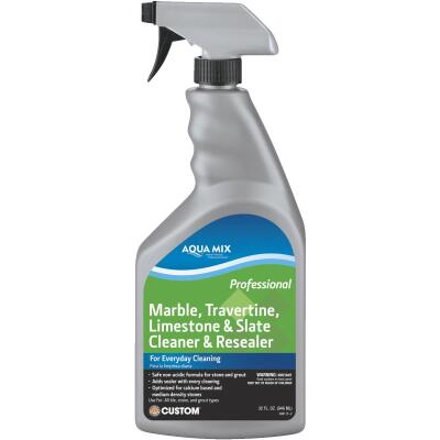 Aqua Mix 1 Qt. Marble Cleaner & Resealer