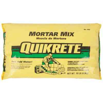 Quikrete 10 Lb. Natural Type N Mortar Mix