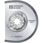 Imperial Blades Starlock 3 In. Segmented Diamond Grit Oscillating Blade Image 1