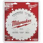 Milwaukee 10-1/4 In. 28-Tooth Framing Circular Saw Blade Image 2