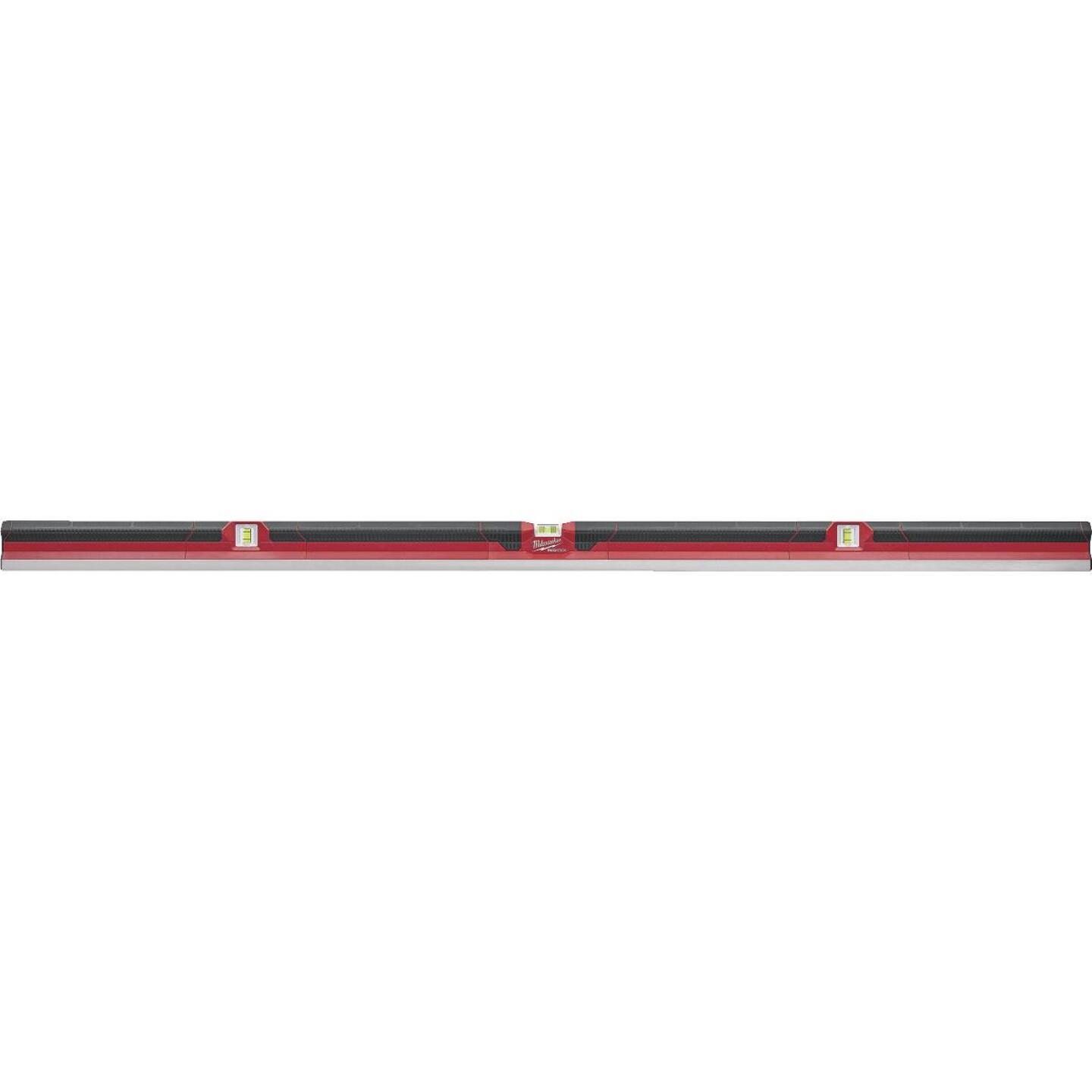 Milwaukee Redstick 72 In. Aluminum Concrete Screed Box Level Image 1