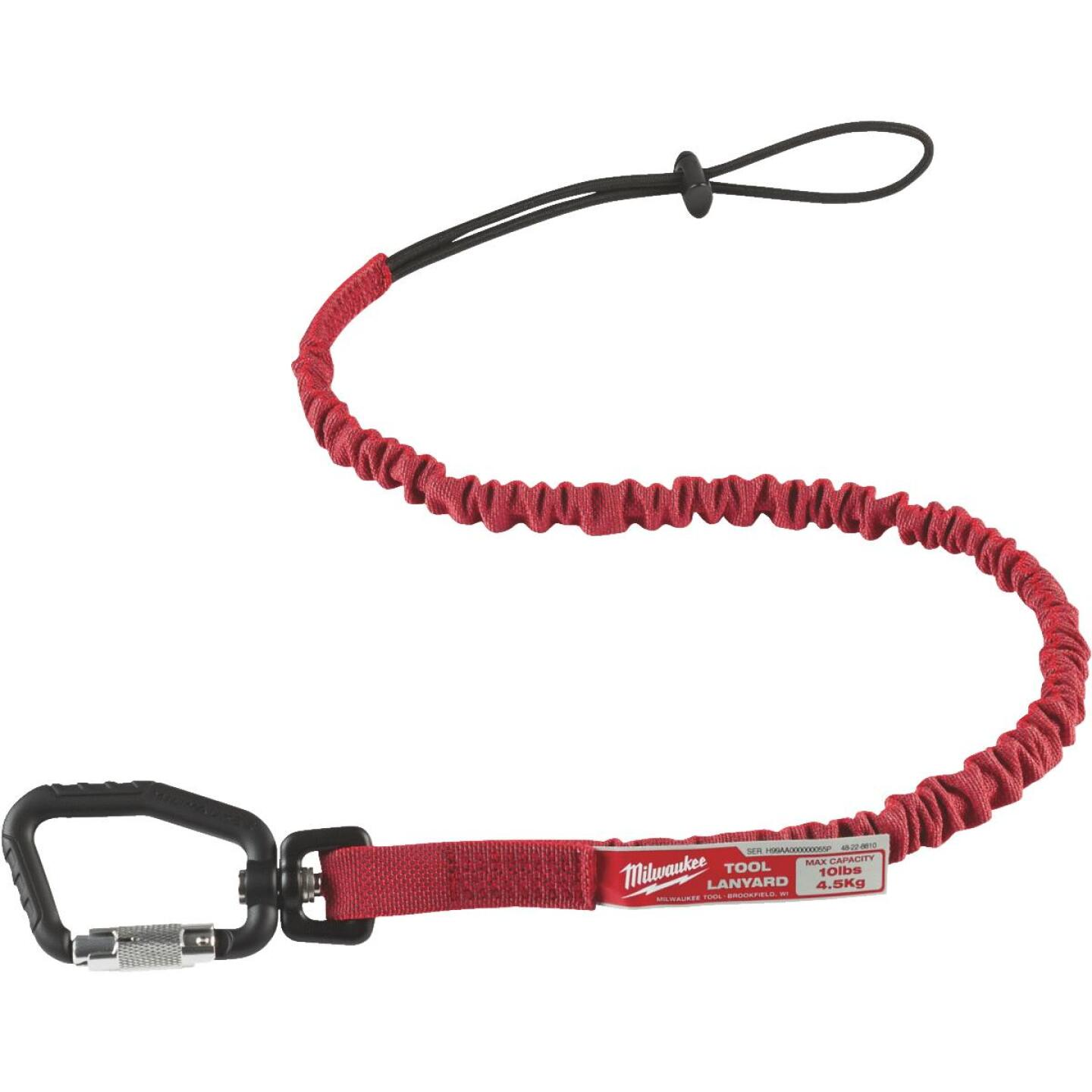 Milwaukee 10 Lb. Locking Tool Lanyard Image 3