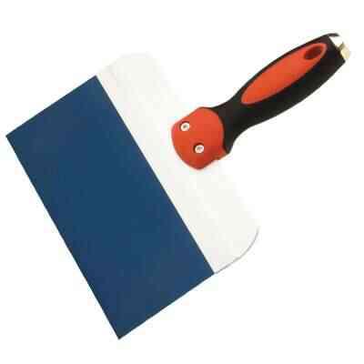 Do it Best 8 In. Ergo Blue Steel Taping Knife