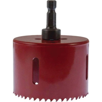 Do it Best 3-1/4 In. Bi-Metal Hole Saw