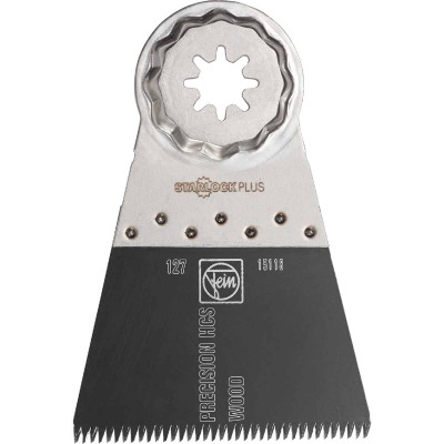 Fein Starlock 2-9/16 In. Steel Precision E-Cut Oscilating Blade