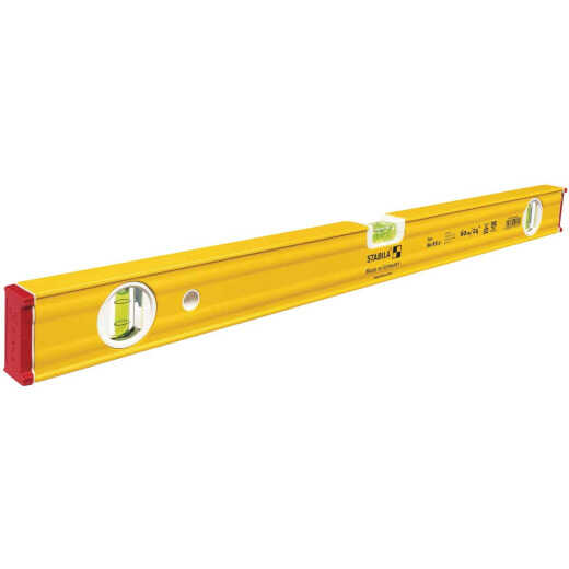 Stabila 24 In. 80AS-2 Slim Profile Box Level