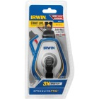 Irwin STRAIT-LINE Speed-Line Pro 100 Ft. Chalk Line Reel Image 2