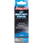 Channellock No. 5 Heavy-Duty Wide Crown Staple, 1/4 In. (1000-Pack) Image 1