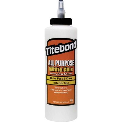 Titebond 16 Oz. White All-Purpose Glue