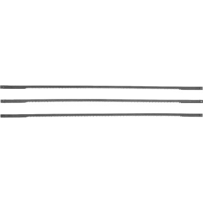 Irwin 6-1/2 In. 21 TPI Coping Saw Blade (3-Pack)