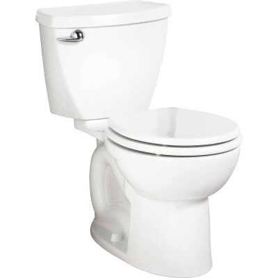 American Standard Cadet 3 White Round Bowl 1.28 GPF Toilet