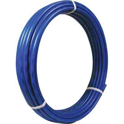 SharkBite 3/4 In. x 100 Ft. Blue PEX Pipe Type B Coil