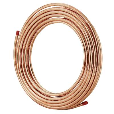 Mueller Streamline 5/8 In. OD x 50 Ft. Refrigerator Copper Tubing