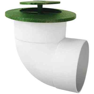 NDS 3 In. Pop-up, Sewer & Drain Plastic Drainage Emitter