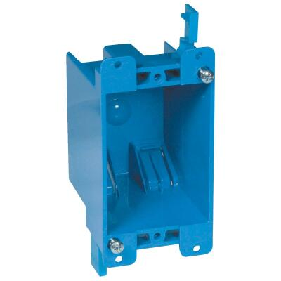 Carlon 1-Gang PVC Molded Old Work Switch Box