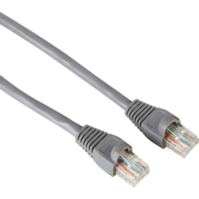 RCA 7 Ft. CAT-6 Gray Network Cable