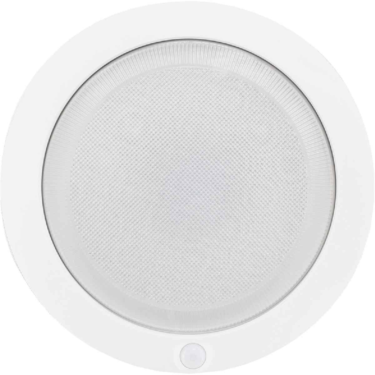 Good Earth Lighting White LED Rechargeable Battery Operated Light Image 1