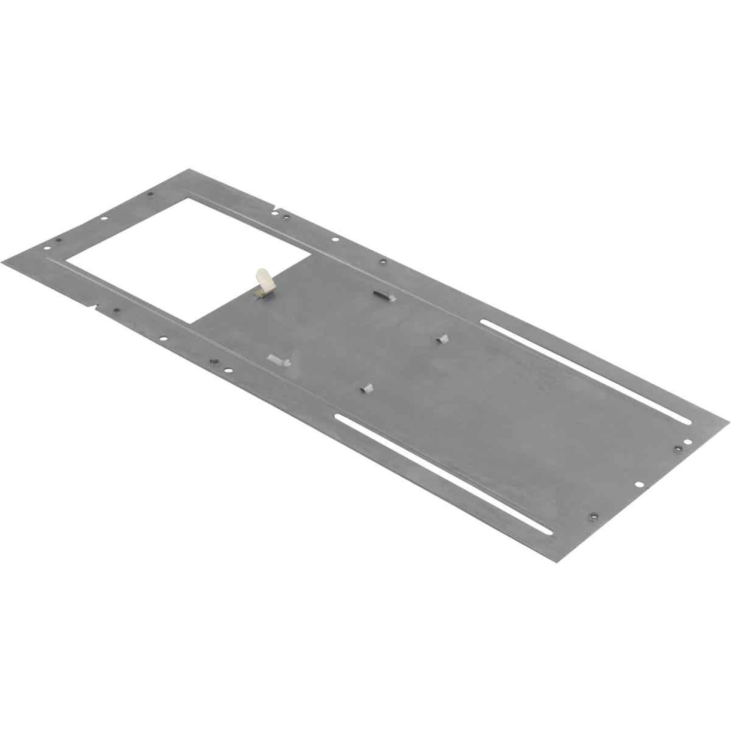 Liteline Trenz ThinLED 4 In. Square Recessed Fixture Mounting Plate Image 1