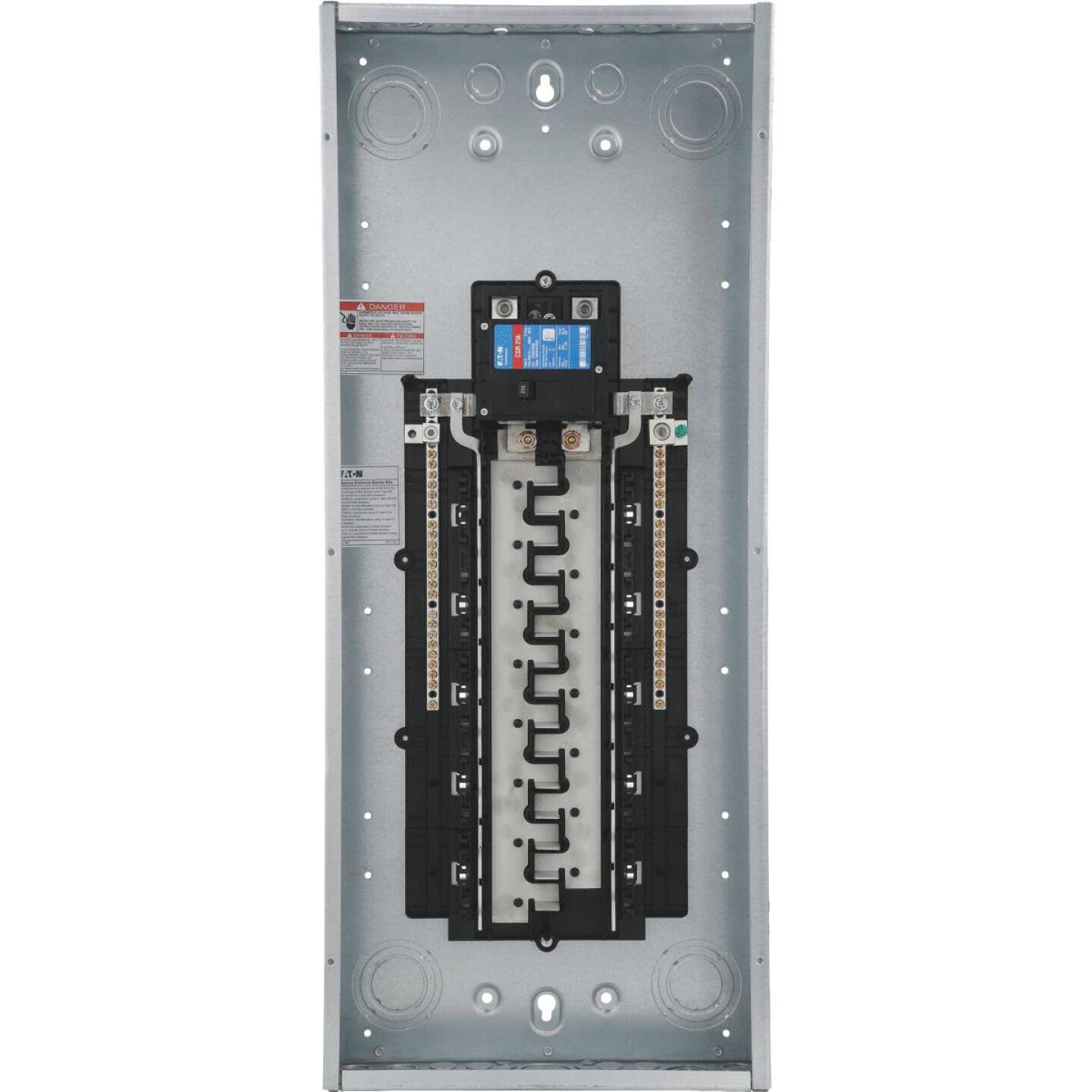 Eaton BR 200A 30-Space 60-Circuit Indoor Plug-On Neutral Load Center Image 1
