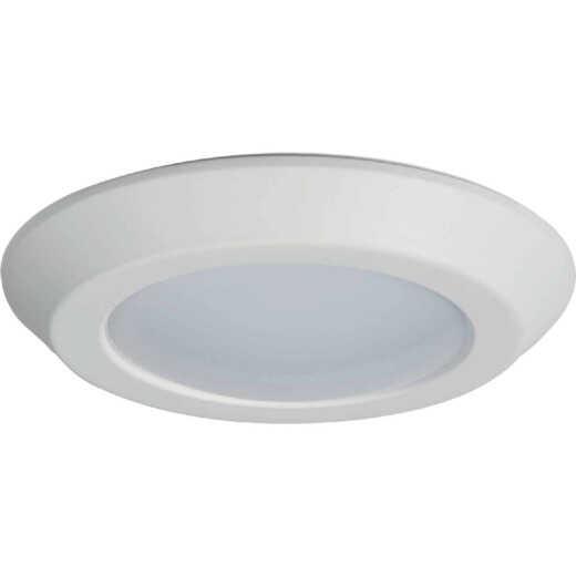 Halo 6 In. Retrofit Flush Mount LED Recessed Light Fixture, 812 Lm.
