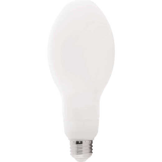 Satco 16W ED23 Medium Base LED High-Intensity Light Bulb, 125W Incandescent Equivalent