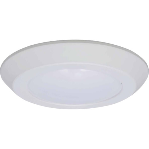 Halo 6 In. Retrofit Flush Mount Selectable Color Temperature LED Recessed Light Kit, 812 Lm.