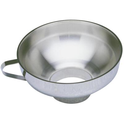 Norpro 4 Oz. Stainless Steel Wide Mouth Funnel