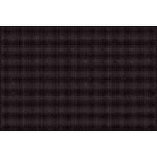 Apache Trooper 24 In. x 32 In. Black Anti-Fatigue Mat