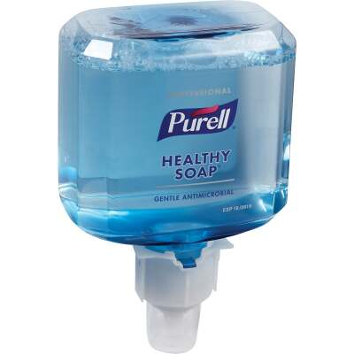 Purell ES4 1200mL Professional Healthy Soap 0.5% BAK Antimicrobial Foam Refill