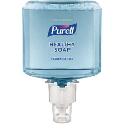 Purell ES4 1200mL Healthcare Healthy Soap Gentle & Free Foam Refill