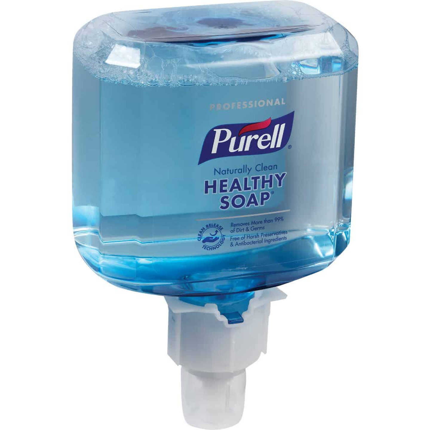 Purell ES4 1200mL Healthcare CRT Healthy Soap High Performance Foam Refill Image 1