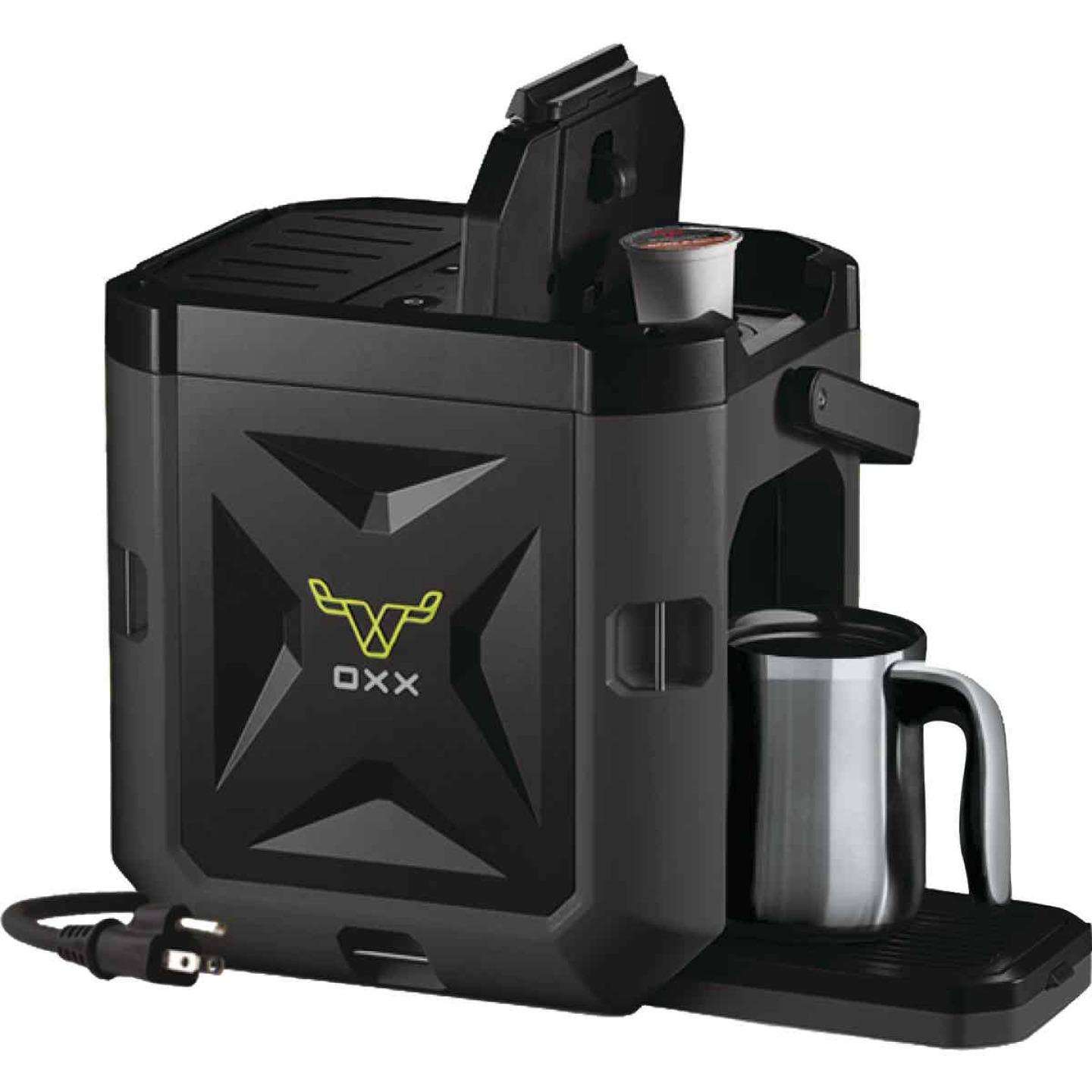 Oxx Coffeeboxx Single Serve Black Coffee Maker Image 1