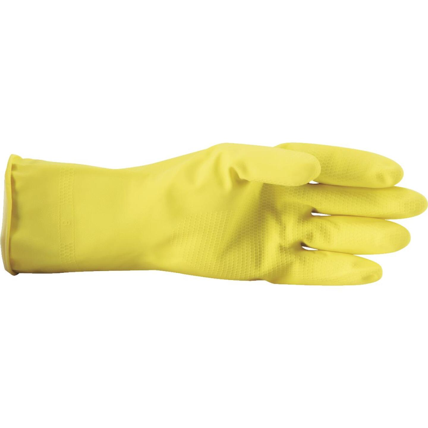 Do it Large Latex Rubber Glove Image 2