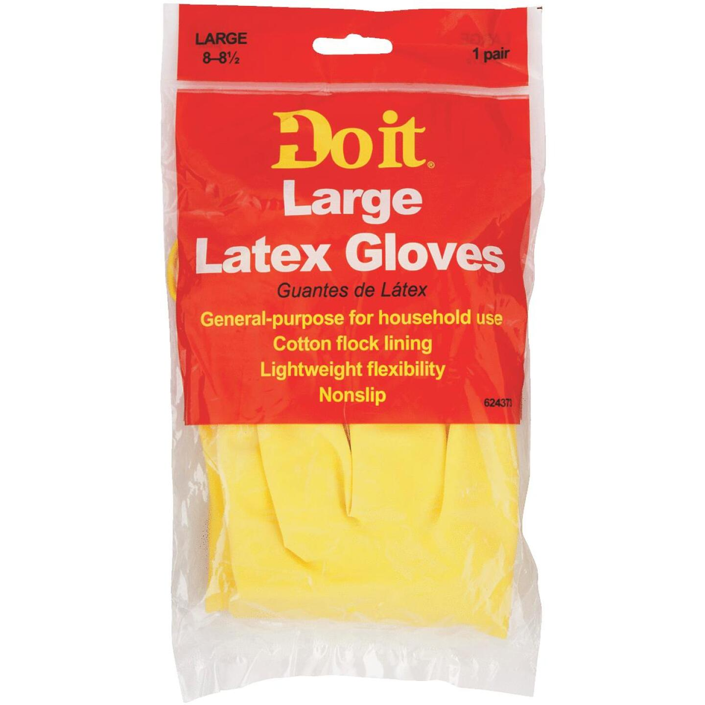 Do it Large Latex Rubber Glove Image 3