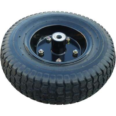 Best Garden 13 In. 320 Lb. Weight Capacity Wheel And Tire