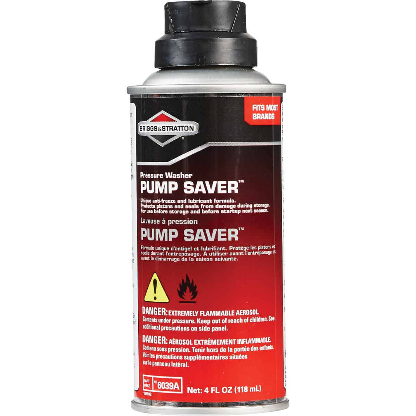 Briggs & Stratton Pump Saver 4 Oz. For Pressure Washer Image 2