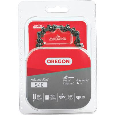 Oregon S40 10 In. Chainsaw Chain