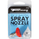 Forney Quick Connect 4.5mm 0 Deg. Red Pressure Washer Spray Tip Image 2