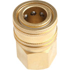 Forney 3/8 Female Quick Coupler Pressure Washer Socket Image 3