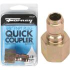 Forney 3/8 In. Female Quick Connect Pressure Washer Plug Image 1
